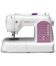 sewing machine Singer Curvy 8763 + Foot overlocker and Kit sewing - 5 ANNI