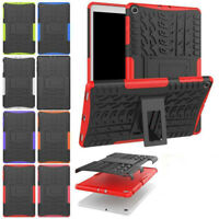 """Case For Samsung Galaxy Tab A 10.1"""" 2019 SM-T510 T515 Rugged Hybrid Stand Cover"""