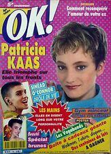 1990: PATRICIA KAAS_SINEAD O'CONNOR_MATT DILLON_LES VAGABONDS_STARMANIA