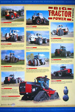 BIG TRACTOR POWER POSTER No. 2: Case/Case International
