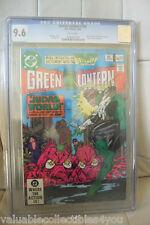 CGC 9.6 GREEN LANTERN # 156 DC COMICS 1982 ATARI INSERT INCLUDED GIL KANE ART