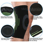 1PC Gel Elastic Sports Leg Knee Support Brace Wrap Protector Knee Pads Kneepad