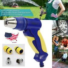 High Pressure Power Gun Water Spray Garden Hose Nozzle Car Clean Washer Tool New
