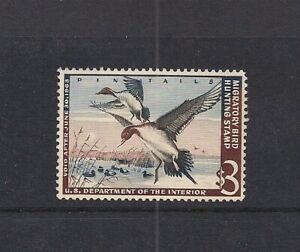 US Duck Stamp # RW-29 Mint NG
