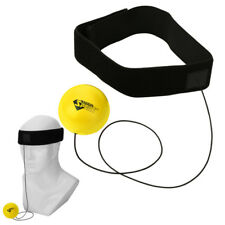 Boxing Accuracy Speed Punching Ball Headband Elastic String Reaction Exercise