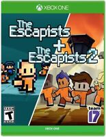 The Escapists + The Escapists 2 Xbox One NEW FREE US SHIPPING