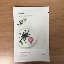 1 SHEET INNISFREE MY REAL SQUEEZE MASK PACK - ACAI BERRY