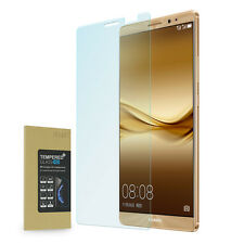 9H Hartglas Huawei Mate 8 HD Display Schutz Anti Kratzer Temperglas Panzer Folie