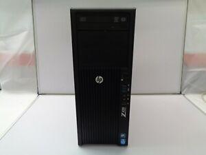 HP Z420 / Xeon 3Ghz E5 / 8GB Ram / 500GB / Nvidia / DVDRW / Win 10 Pro