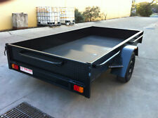 BRAND NEW Box Trailer Brand New 10X5 FT H-DUTY ALSO 7X5 8X5 9X5 9X6 AVAILABLE