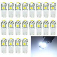 20 Low Voltage Landscape T5 LED bulbs COOL WHITE 5LED/'s per bulb