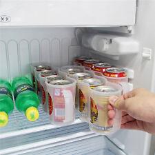 Kitchen Accessories Fridge Beverage Can Space-saving Organizer Storage Box CL