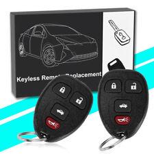 2 For Pontiac G6 2005 2006 2007 2008 2009 2010 Keyless Entry Remote Key Fob