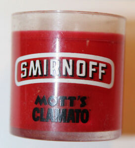 Smirnoff Motts Clamato Kitchen Fridge Magnet