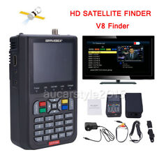 Ibravebox V8 HD Digital Satellite Signal Finders Meter TV Reception Receivers