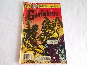 Gunfighters Charlton Comics Vol 6 No. 60 May 1980