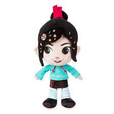 Disney Store Wreck it Ralph 2 Vanellope Small Plush Soft Stuffed Doll Toy