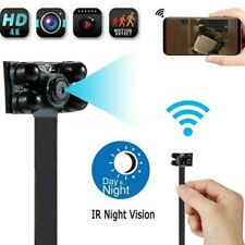 4K 1080P Wireless Wifi Ip сделай сам Pinhole Spy скрытые камеры винт мини-видео Dvr