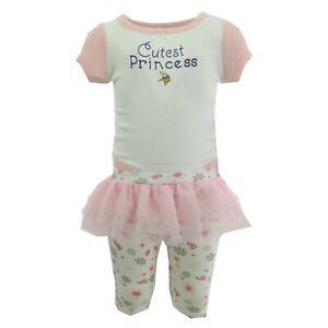 Minnesota Vikings Girls NFL Apparel Baby Infant Size Creeper & Pants Combo Set