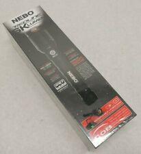 NEBO Redline 6000 lum Water & Impact Resistant Rechargeable LED Flashlight