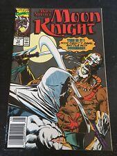 Marc Spector,Moon Knight#14 Incredible Condition 9.4(1990) Vs Bushman!!