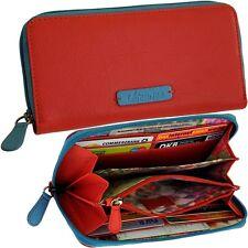 Chiemsee cartera de mujer (Rojo) Monedero Cartera Monedero monedero NUEVO