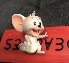 "Tom & Jerry Tuffy Mouse Diaper Baby Hanna Barbera Figure Toy Pvc Rare 1"""