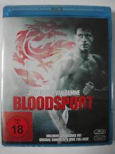 Bloodsport - Vollkontakt Blutsport - Jean Claude van Damme, Forest Whitaker