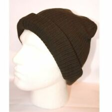 Unbranded Solid Beanie Hats for Men