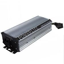 Powerlux 400w Watt Digital Electronic Dimmable Ballast for Grow Light HPS MH