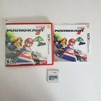 Nintendo 3DS Mariokart 7 Rated Everyone(E) Racing Video Game Tested Working