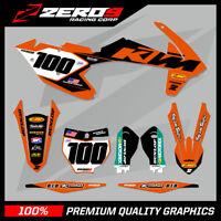 KTM SX SXF EXC EXCF XCW 125 150 250 350 450 MOTOCROSS GRAPHICS RETRO