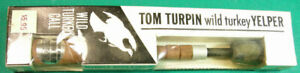 #385-2 1-VINTAGE TOM TURPIN #6603 TURKEY YELPER
