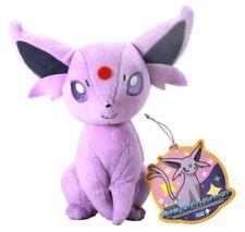 "Takaratomy Pokemon N-46 Espeon/Eifie Best Wishes 7"" Plush Doll"