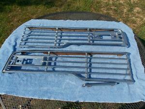 1957 Ford Fairlane grille center trim grill
