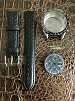 Chronograph Uhrenkit Calibre für ETA Valjoux 7750 SWISS MADE Werk - Uhrengehäuse