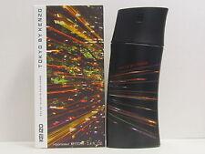Kenzo Tokyo by Kenzo For Men 3.4 oz Eau de Toilette Spray New In Box Sealed
