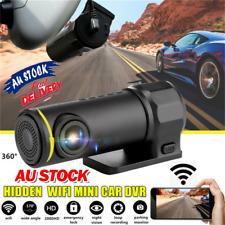 Mini 1080P Car DVR Camera Dash Cam WIFI G-sensor Video Recorder Night Vision AU