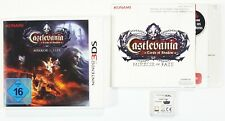 Nintendo 3DS/2DS Spiel CASTLEVANIA: LORDS OF SHADOW - MIRROR OF FATE dt. PAL Ovp