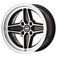 Ford Capri MK3 X-Pack Alloy wheels RS4 / PCD 4-108 15x8 Wheels x 4 (NEW)