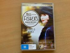 Miss Fisher's Murder Mysteries Series 2 Volume Two Second Season 2.2(DVD 2-Disc)