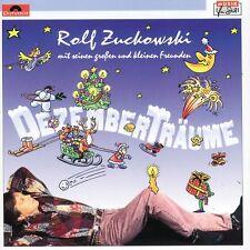 ROLF ZUCKOWSKI MIT SEINEN GROßEN UND KLEINEN FREUNDEN - DEZEMBERTRÄUME  CD NEU