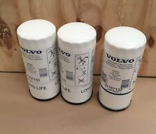 Genuine Volvo FH/FM Ver 2 (02-09) Oil Filter Replacement 2x Long Life 1x Bypass