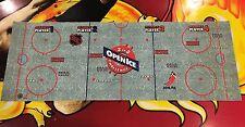 NHL Open Ice Arcade Control Panel Overlay CPO Decal Vinyl Sticker Midway Jamma