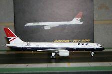 Gemini Jets 1:200 British Airways Boeing 757-200 G-CPET (G2BAW205) Model Plane