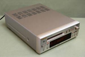 Onkyo MD-105TX Mini Disc Recorder MDLP High Speed Audio Silver