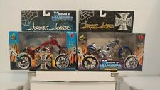 Muscle Machines CFL RIGID & EL DIABLO Jesse James Motorcycles 1:18