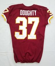 #37 Reed Doughty of Washington Redskins Nike Game Issued Player Worn Jersey