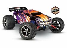 Traxxas 1/16 E Revo VXL Brushless 4WD Monster Truck Purple RTR w/TQi/TSM