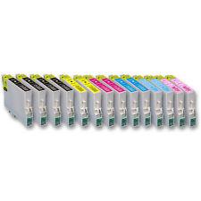 14 Druckerpatronen ersetzen Epson T0806 T0805 T0804 T0803 T0802 T0801 (kein OEM)